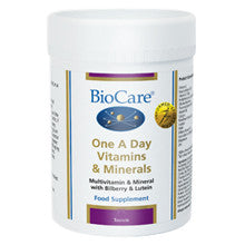 BioCare One A Day Vitamins & Minerals by BioCare