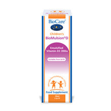 BioCare Children's BioMulsion Vitamin D3 by BioCare