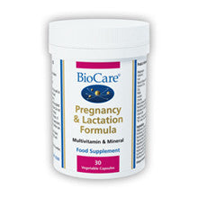 BioCare Pregnancy and Lactation Formula by BioCare