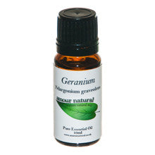Amour Natural Geranium Essential Oil by Amour Natural