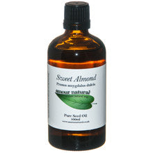 Amour Natural Sweet Almond Oil by Amour Natural