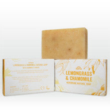 Suma Soap - Lemongrass & Chamomile by Suma