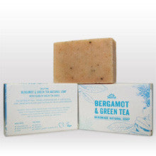 Suma Soap - Bergamot & Green Tea by Suma