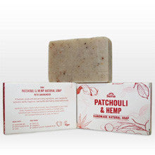 Suma Soap - Patchouli & Hemp by Suma