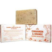 Suma Soap - Cinnamon & Orange by Suma