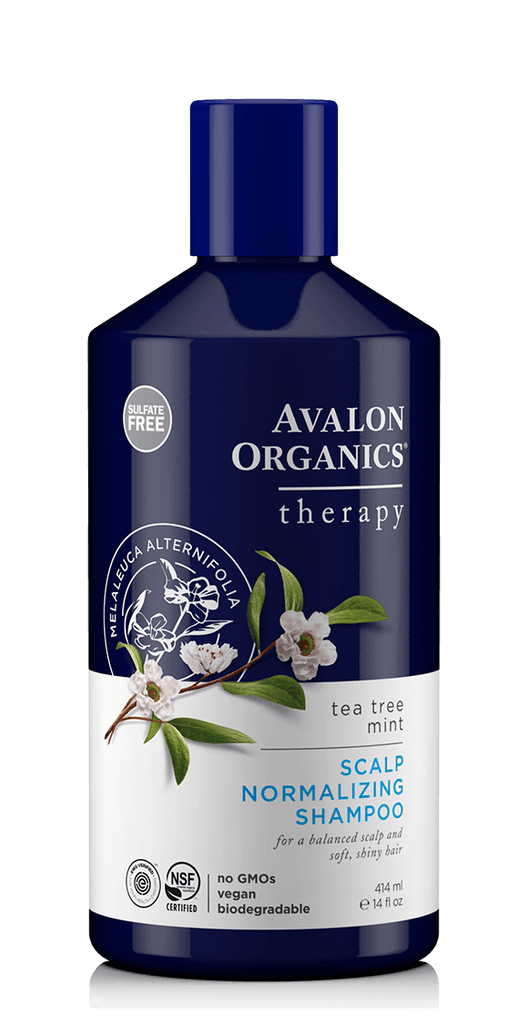 Avalon Scalp Normalizing Tea Tree Mint Shampoo