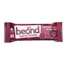 Beond Organic Raspberry & Acai Bar by Beond