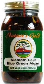 Nature's Gold Klamath Lake Algae 315mg by Nature's Gold