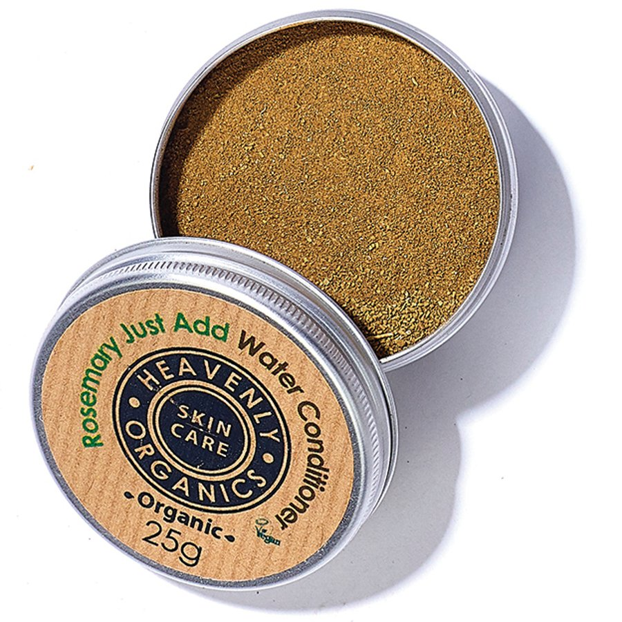 Heavenly Organics Just Add Water Conditioner Powder- Rosemary
