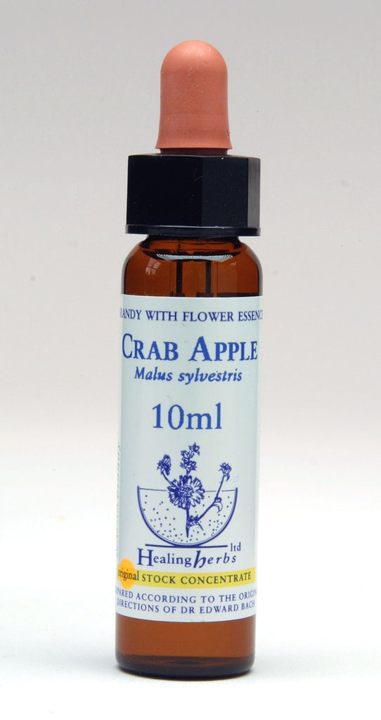 Healing Herbs Essence - Crab Apple by Healing Herbs