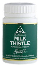 Bio-Health Milk Thistle 450mg by Bio-Health