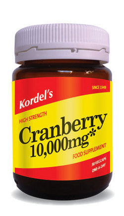 Kordel's Cranberry 10,000mg by Kordel's
