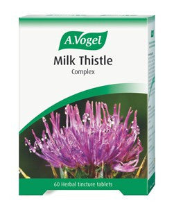 A. Vogel Milk Thistle Complex Tablets