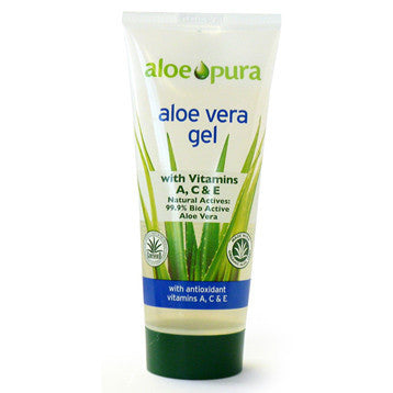 Aloe Pura Aloe Vera Gel with Vitamins A, C & E