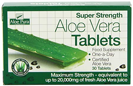 Aloe Pura Super Strength Aloe Vera