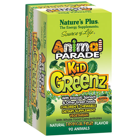 Natures Plus Animal Parade - Kid Greenz