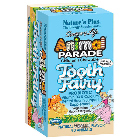 Natures Plus Animal Parade Tooth Fairy