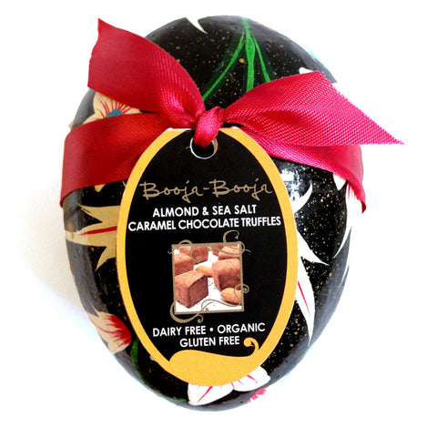 Booja Booja Almond & Sea Salt Caramel Easter Egg