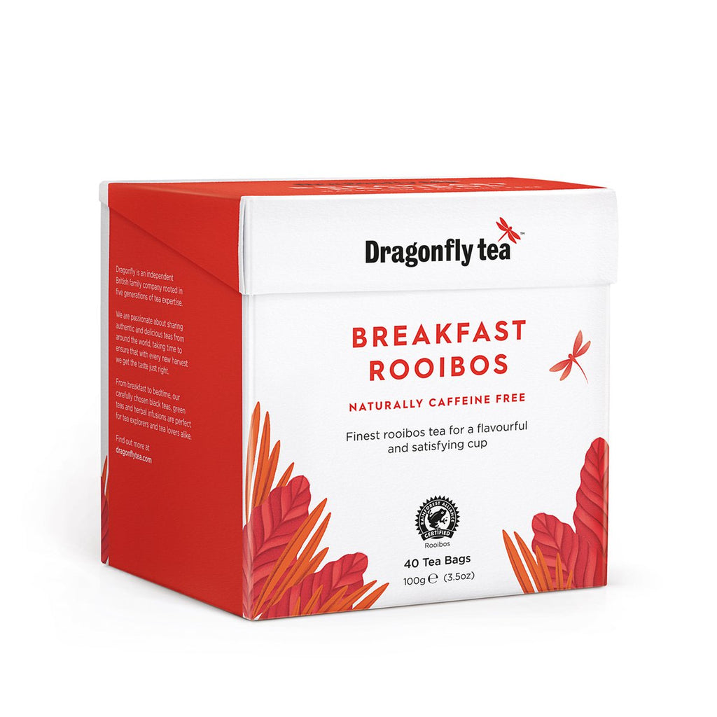 Dragonfly Breakfast Rooibos Tea