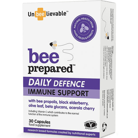 Bee Prepared Daily Defence Immune Support