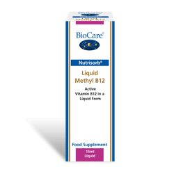 BioCare Nutrisorb Liquid Methyl B12
