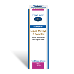 BioCare NutriSorb Liquid Methyl B Complex