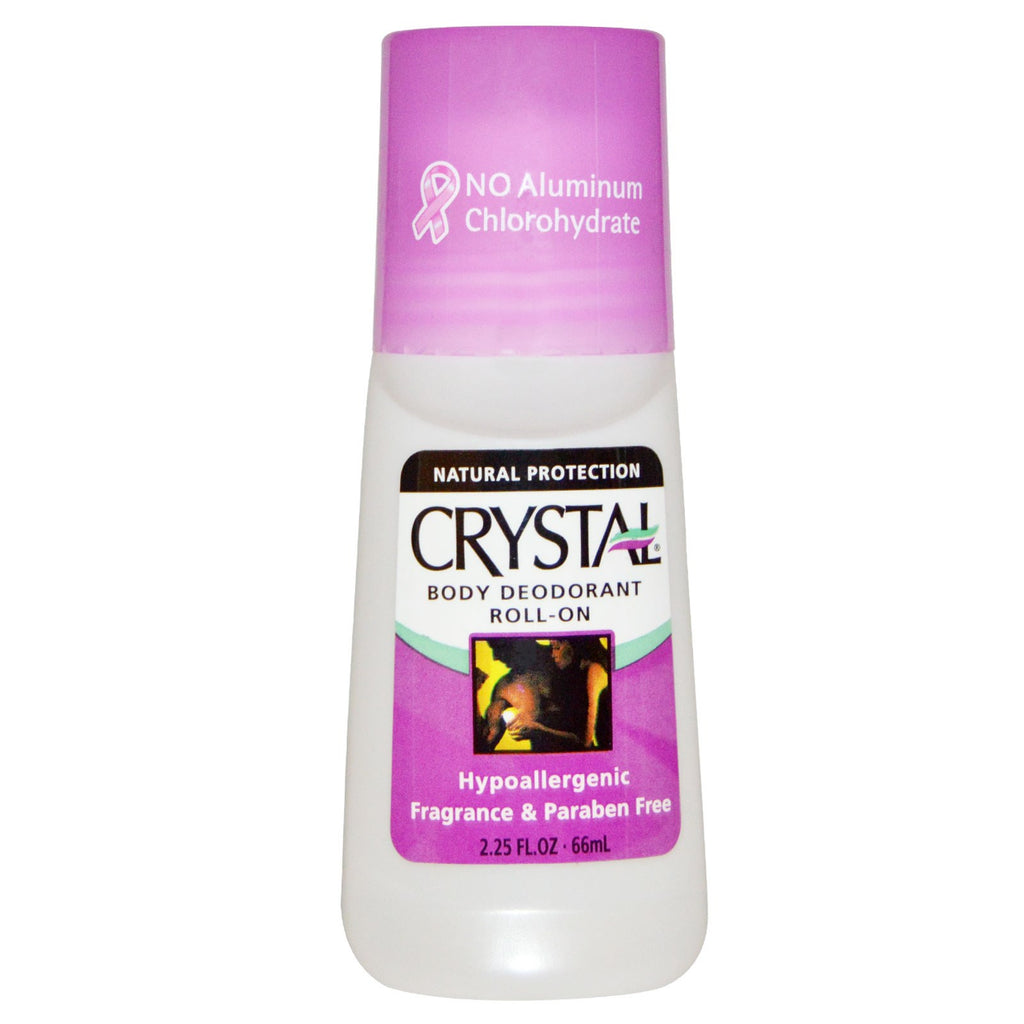 Crystal Roll-on Deodorant