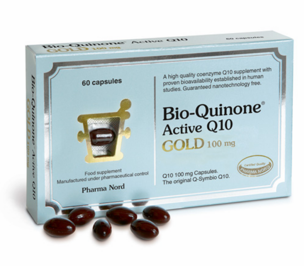 Pharma Nord Bio-Quinone Active Q10 Gold 100mg