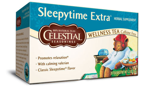 Celestial Seasonings Sleepytime Extra Infusion Herbal Tea
