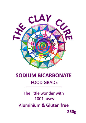 The Clay Cure Sodium Bicarbonate