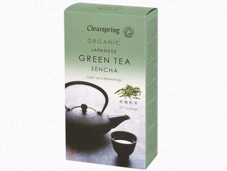 Clearspring Organic Sencha Green Tea