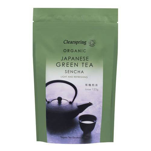 Clearspring Organic Sencha Green Tea - Loose