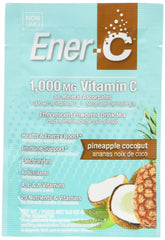 Ener-C Pineapple Coconut Sachet Box