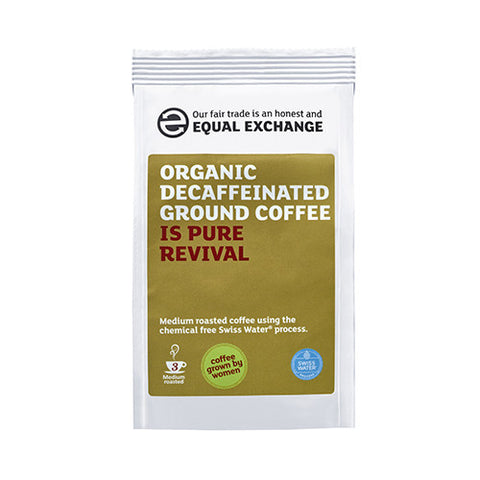 Equal Exchange Organic Decaff Coffee Ground