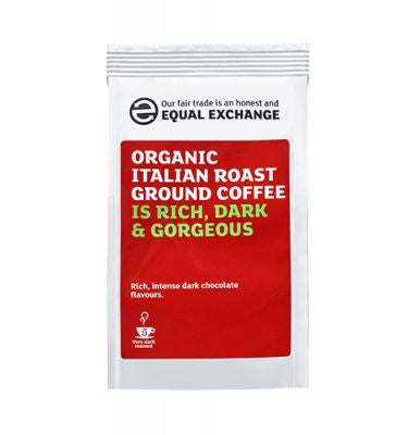 Equal Exchange Organic Italian Roast Ground Coffee