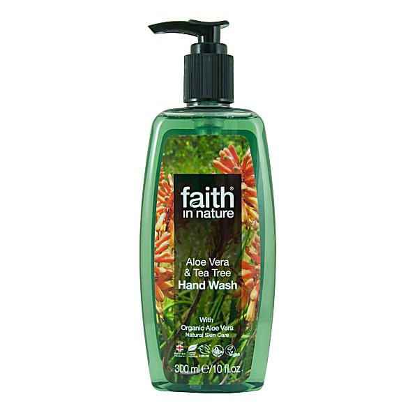 Faith Hand Wash - Aloe Vera & Tea Tree