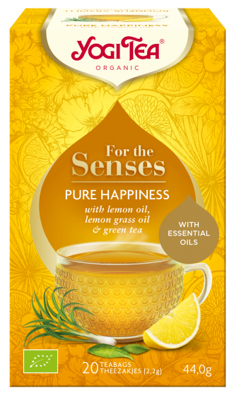 Yogi Tea For the Senses - Pure Happiness