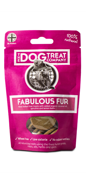 The Dog Treat Co. - Fabulous Fur