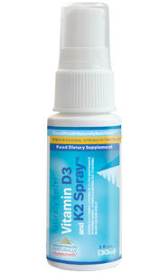 Good Health Naturally Vitamin D3 & K2 Spray