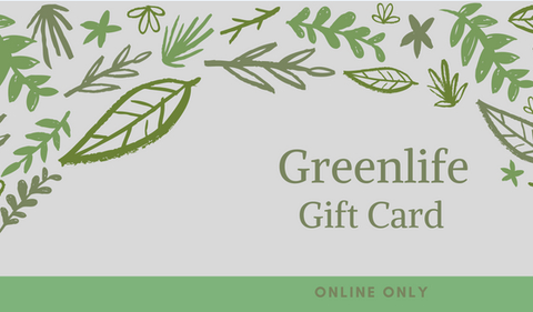Greenlife Online Gift Cards