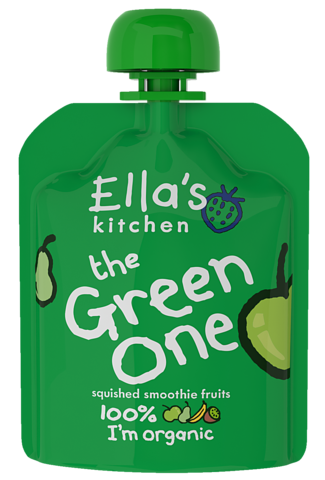 Ella's Organic Green One Smoothie