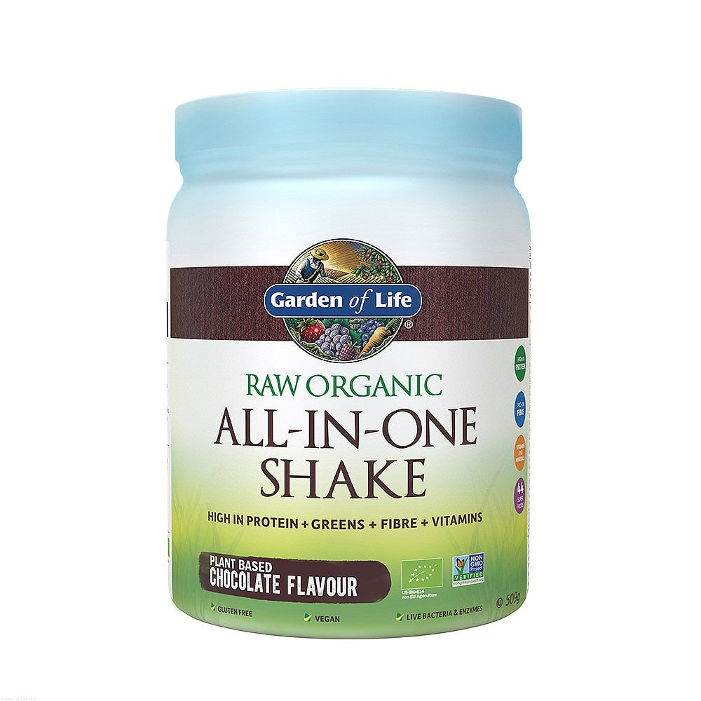 Garden of Life RAW Organic All-In-One Chocolate Shake