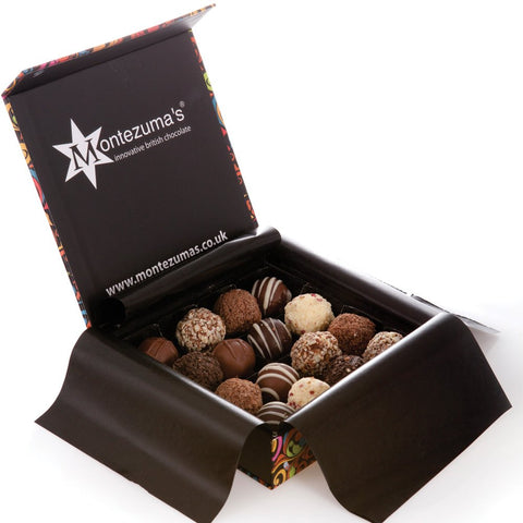 Montezuma Grand Collection Truffle Box
