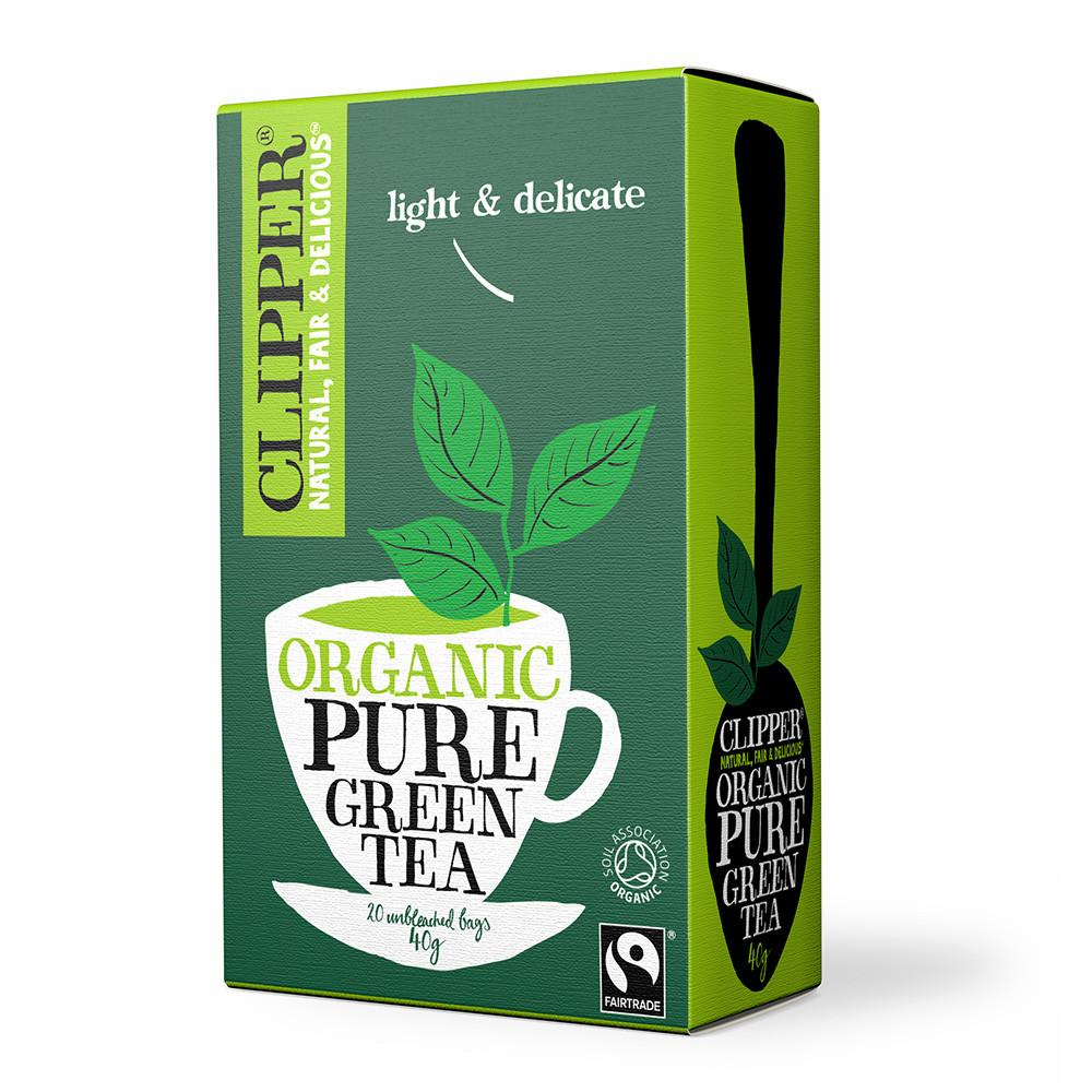 Clipper Organic Green Tea (Multiple)