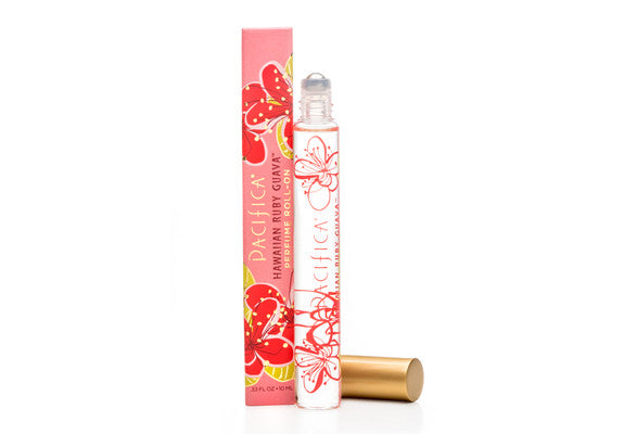Pacifica Roll On Perfume - Hawaiian Ruby Guava