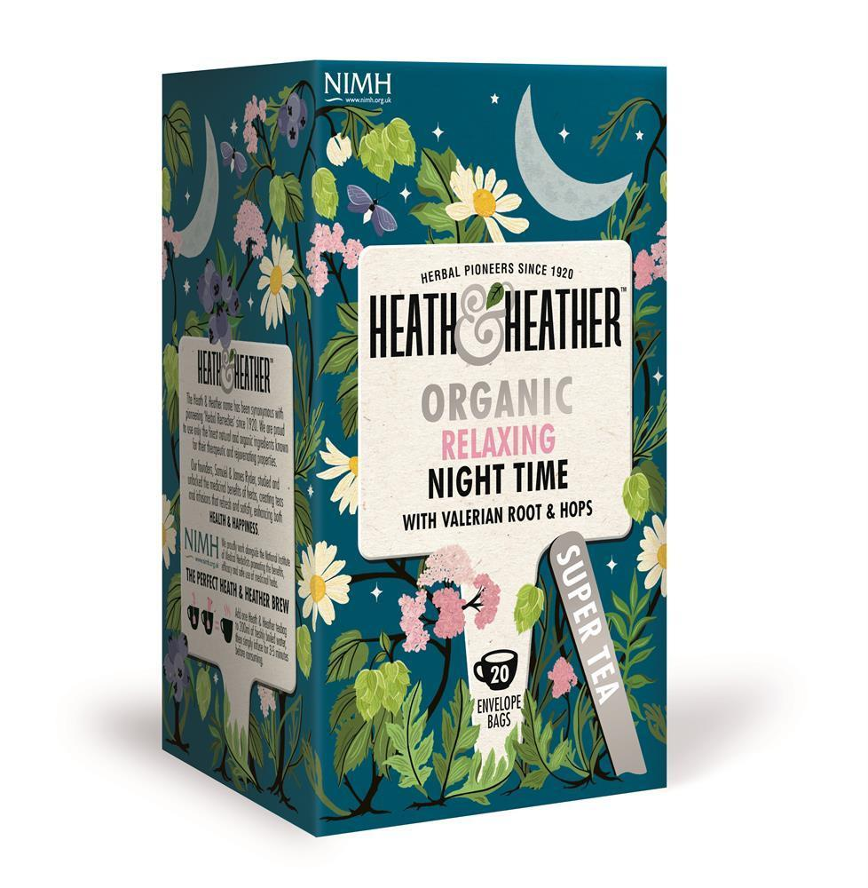 H&H Organic Night Time Tea