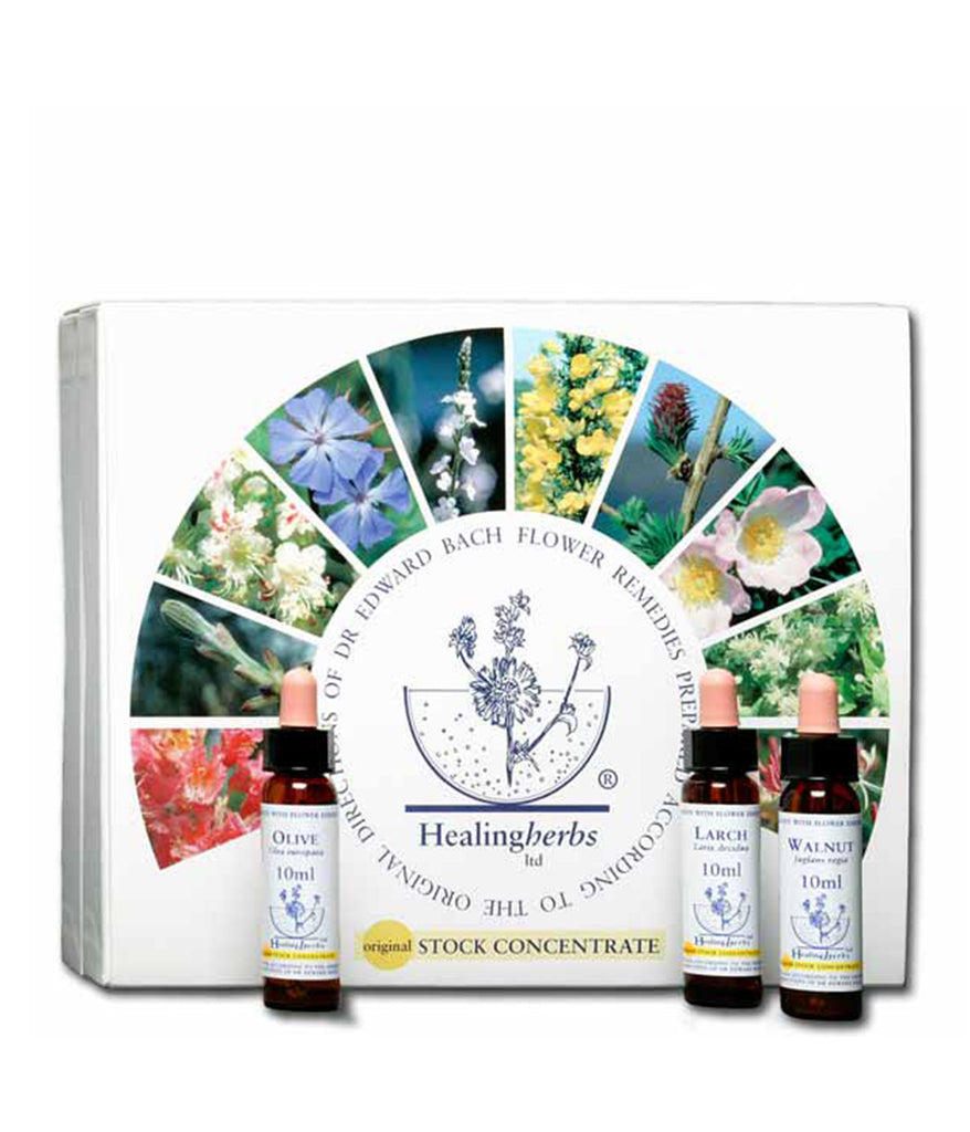 Healing Herbs Flower Essences - Full Set