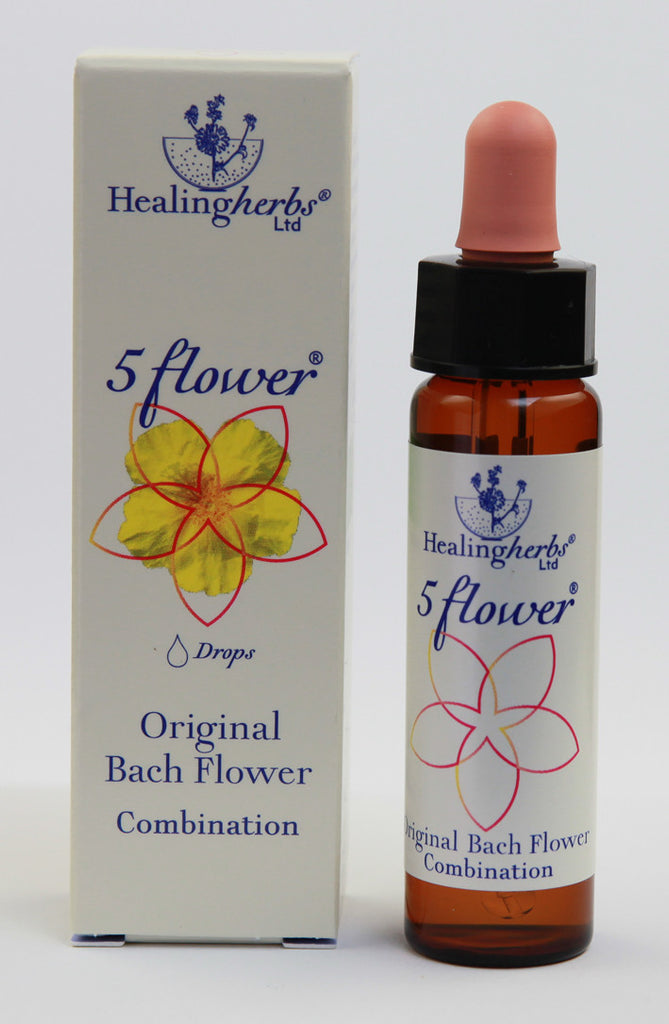 Healing Herbs Five Flower Essence