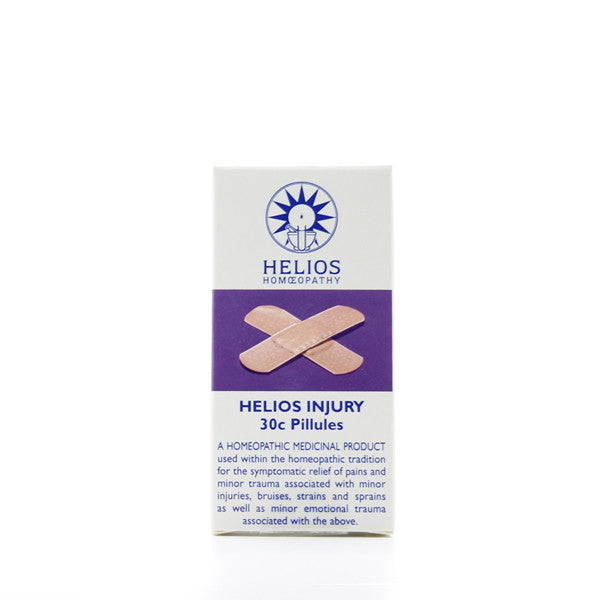 Helios Injury 30c Pillules