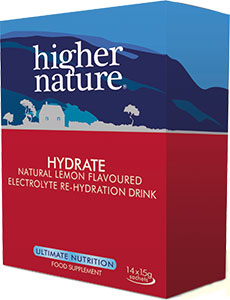 Higher Nature Hydrate Electrolyte Sachets